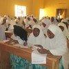Escolares en un centro en Kano, en el noroeste de Nigeria  Foto:UNIC Lagos