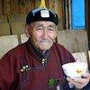 Hombre de la tercera edad en Mongolia. Foto de archivo: Banco Mundial/Dave Lawrence