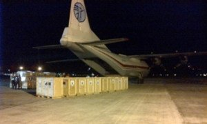 WFP scales up emergency response to flood victims in the Balkans.
