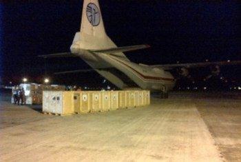 Le PAM apporte de l'aide d'urgence aux victimes des inondations dans les Balkans. Photo PAM/Pietro Sannipoli