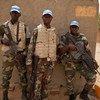 Soldados de la MINUSMA en Kidal, Mali  Foto:MINUSMA/Blagoje Grujic