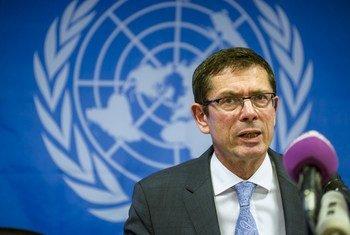 Ivan Simonovic, Sous-Secrétaire général aux droits de l'homme. Photo ONU/Isaac Billy