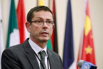 Le Sous-Secrétaire général aux droits de l'homme, Ivan Simonovic. Photo ONU/Paulo Filgueiras