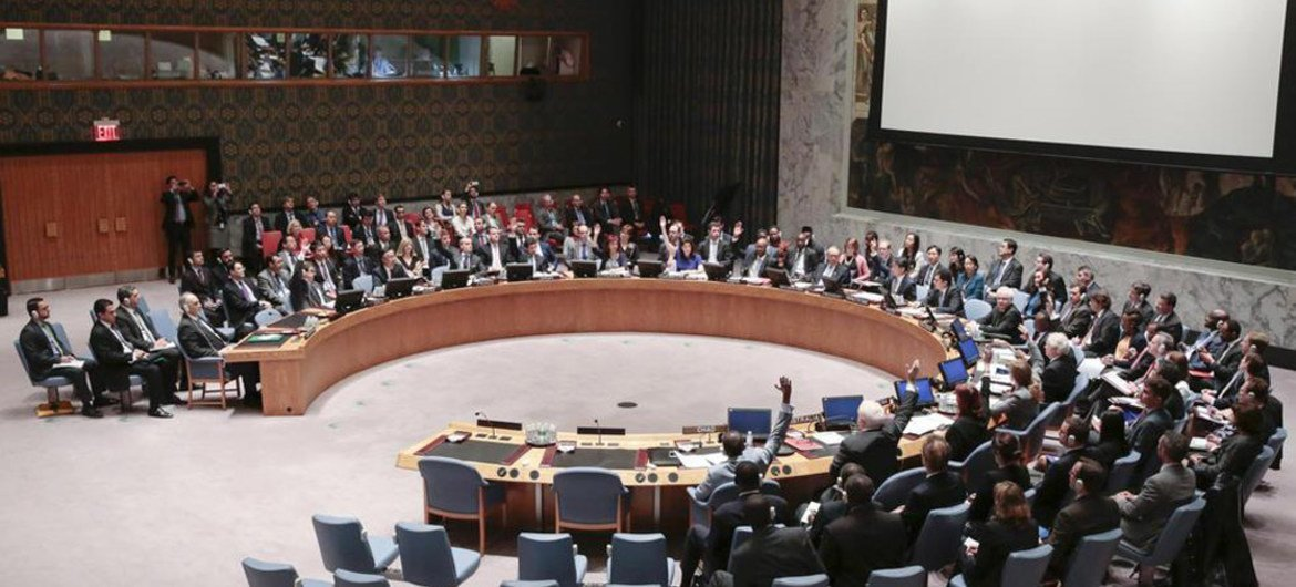 China and Russia vetoed a Security Council resolution that would have referred the situation in Syria to the International Criminal Court (ICC).