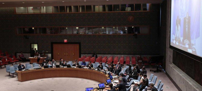 El Consejo de Seguridad de la ONU  Foto:ONU/Evan Schneider