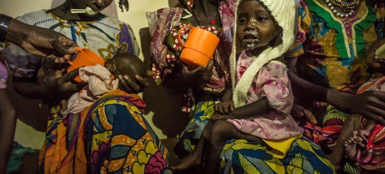 Refugiados de Repúiblica Centroafricana en Camerún  Foto.ACNUR/F. Noy