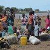 Desplazados de Sudán del Sur reién llegados a Etiopia  Foto: ACNUR/L.F. Godinho