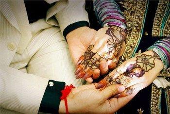 Todos os anos, centenas de jovens são forçadas a se casar.