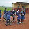 Child marriages keep girls out of school.