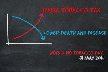 © اليوم العالمي للامتناع عن التدخين 2014 / منظمة الصحة العالمية