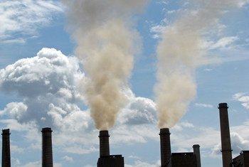Концентрация парниковых газов в атмосфере бьет новые рекорды