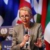 ILO Deputy Director-General for Policy Sandra Polaski.