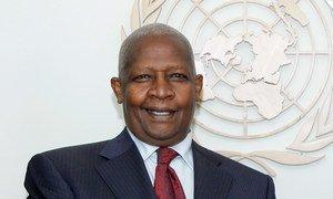 Le futur Président de l'Assemblée générale des Nations Unies, Sam Kutesa. Photo ONU/Paulo Filgueiras