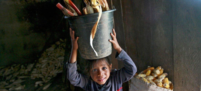 कोविड-19 के कारण ज़्यादा से ज़्यादा बच्चों को, बाल श्रम की ओर धकेले जाने का ख़तरा बढ़ गया है.