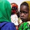 Desplazados en Darfur  Foto:  UNAMID/Albert Gonzalez Farran