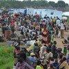 Refugiados de Sudán del Sur en Etiopia.