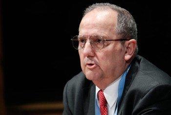 Mr. Juan Mendez, Special Rapporteur on Torture, Cruel, Inhuman or Degrading Treatment or Punishment.