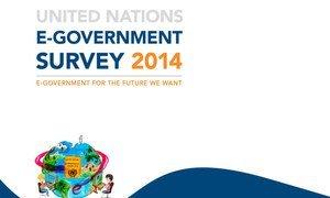 United Nations e-government survey 2014.