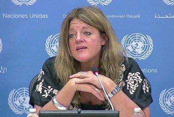 联合国维和行动警务工作审查小组共同主席约翰逊。资料照片:联合国新闻部