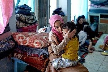 Afectados por la violencia en Iraq  Foto: ACNUR/S. Baldwin