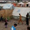 Desplazados en Khost, en el norte de Waziristan, entre Afganistán y Pakistán  Foto: UNAMA/Fardin Waezi
