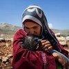 Refugiados sirios en Libano  Foto: ACNUR/A.McConnell