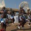 Celebraciones del tercer aniversario de la independencia en Sudán del Sur, Foto: UNMISS