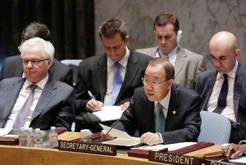 图片来源:联合国/Evan Schneider