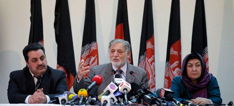 La Commission électorale indépendante en Afghanistan.