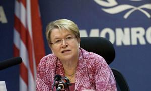 Ellen Margrethe Løj.