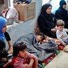 Desplazados por la violencia en Iraq   Foto:ACNUR/S. Baldwin