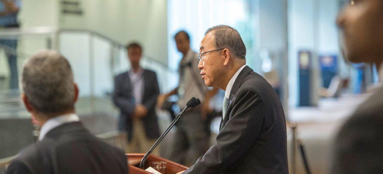 图片来源:联合国/Mark Garten