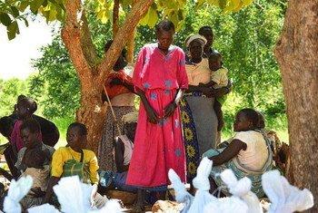 Des millions de Sud-Soudanais sont affectés par le conflit qui secoue le pays depuis mi-décembre 2013. Photo FAO/C. Spencer