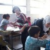 Refugiados sirios en Arsal, Libano  Foto. IRIN/Jodi Hilton