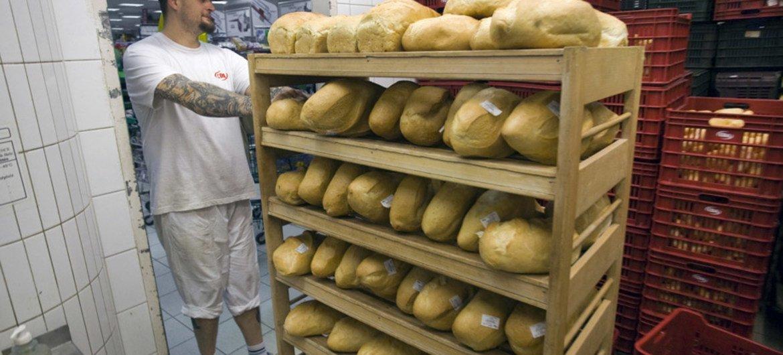 L'Indice FAO des prix des céréales a augmenté d'1% en octobre 2016, encouragé par la diminution des stocks de blé de haute qualité. Photo (archives)
