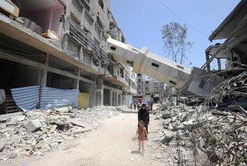 UNRWA Archives/Shareef Sarhan
