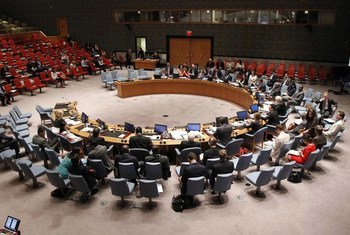 Security Council meets and issues Presidential Statement on South Sudan.