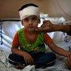 加沙和以色列之间的暴力冲突升级导致了伤亡,其中儿童蒙受了严重的伤害。