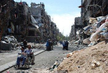 Photo: UNRWA