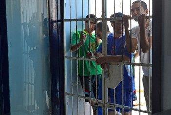 Centro de detención en Australia. Foto de archivo:  IRIN/Kristy Siegfried