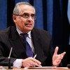 秘书长缅甸问题特别顾问南威哲资料图片。联合国图片/Paulo Filgueiras