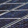 Paneles solares. Foto de archivo: ONU/Ariane Rummery