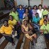 Integrantes de la Red Marisposas de Alas Nuevas Construyendo Futuro, premiada por ACNUR  Foto:ACNUR/L. Zanetti