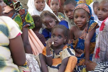 Des réfugiés nigérians au Niger. Photo HCR/C. Arnaud