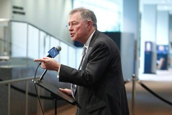 Special Coordinator for the Middle East Peace Process Robert Serry.