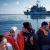 Syrian refugees are rescued in the Mediterranean Sea, but others are not so fortunate.