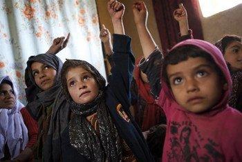 Дети по-прежнему являются главными жертвами афганского конфликта