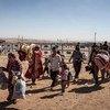 Refugiados sirios llegan a Turquía  Foto de archivo: ACNUR/I. Prickett /