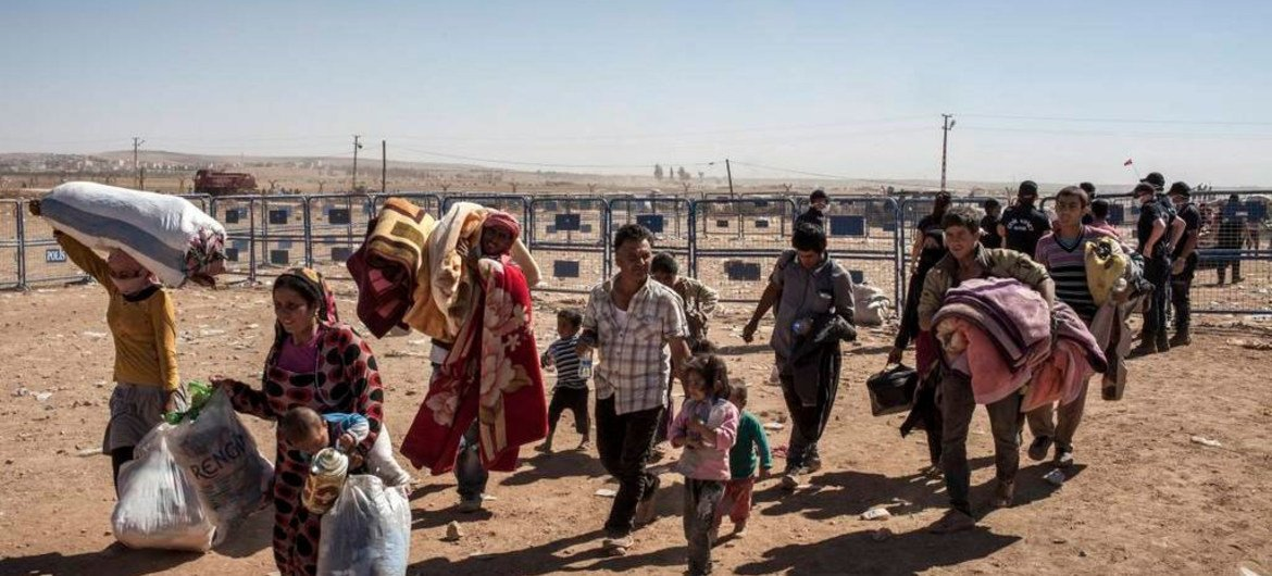 Un Concerned Over Safety Of Civilians As Isil Intensifies Offensive