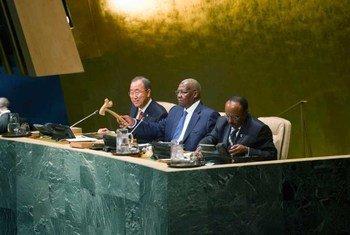 Sesión de apertura del debate en la Asamblea General  Foto: ONU/Mark Garten